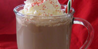 Herman's special hot chocolate
