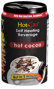 Hotcans all-cocoa