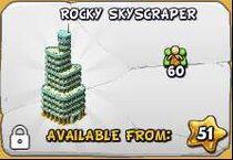 Rocky Skyscraper