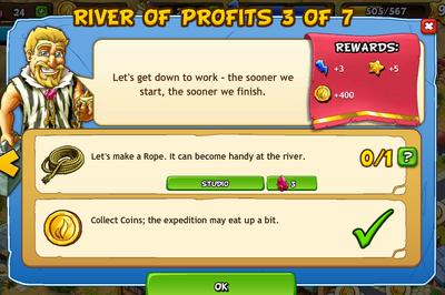 River of profits 3 of 7