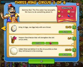 Circus 5 of 6