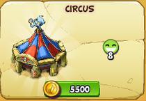 CircusCost