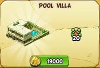 Pool Villa new