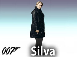 Silva Character Stand