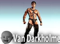 Van Darkholme Character Stand