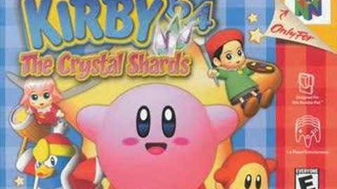 Kirby 64 The Crystal Shards - Taking Battle