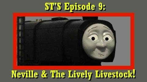 Sodor's Tales Ep9 Neville & The Lively Livestock!