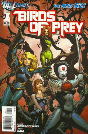 Birds of Prey 1
