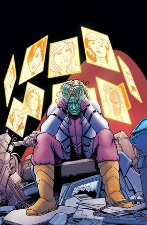 Legion of Super-Heroes 23 Textless