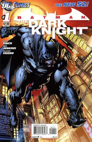 Batman The Dark Knight 1