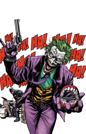 Batman 23.1 Textless