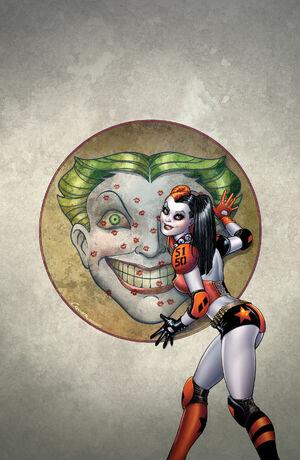 Harley Quinn 0 Textless