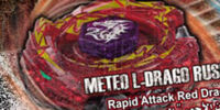 Meteo L-Drago Rush 125SF