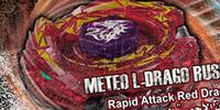 Meteo L-Drago Rush 125SF