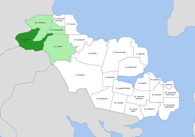 File:Locator map of Selessian Hills province.png