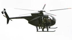 Man of steel chopper