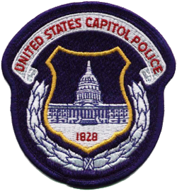 Patch of the United States Capitol Police