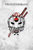 Suicide Squad Tattoo Posters 02