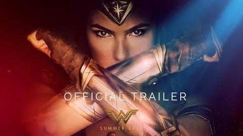 WONDER WOMAN - Official Trailer HD