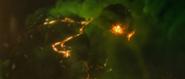 Kryptonite gas in DD