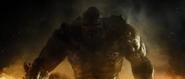 Doomsday look Batman