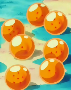 Namek Balls