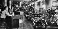 Pinkerton Auto Plant