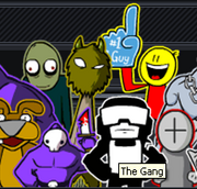Bitey in The Gang
