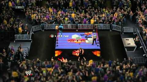 NL Live on Twitch.tv - WCW Mystery 6-Man Tag Match WWE 2k14 Online