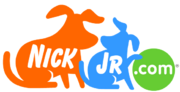 NickJr.com logo 2001