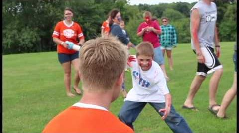 "Skyview Ranch Junior Camp Week 2 June 17-22 ""Group Games"""