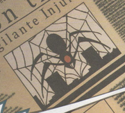 Spider's Calling Card
