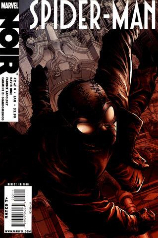 File:Spider-Man Noir Issue 2.jpg
