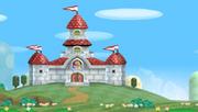 200px-Peach's Castle NSMBW