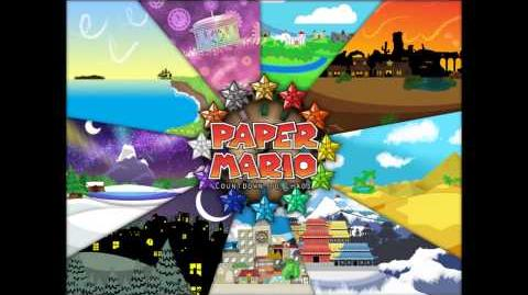 Paper Mario Wii U Fanmade Music Somber Snowfields