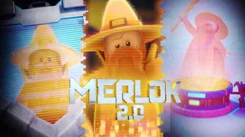 LEGO® NEXO KNIGHTS™ - Merlok 2.0 - Old Wizard, New Tricks