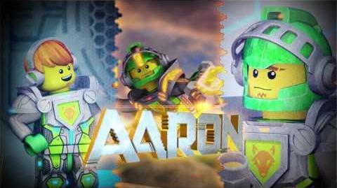 LEGO® NEXO KNIGHTS™ - Aaron - Extreme Thrill Seeker