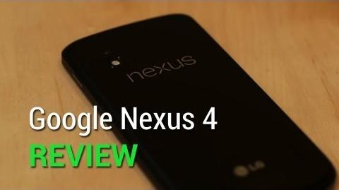 Google Nexus 4 Review! (Android Authority)