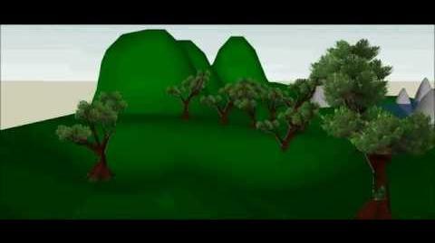 LEGO Nexus Adventures Rank Bush trailer