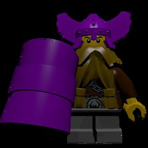 Mercenary Dwarf