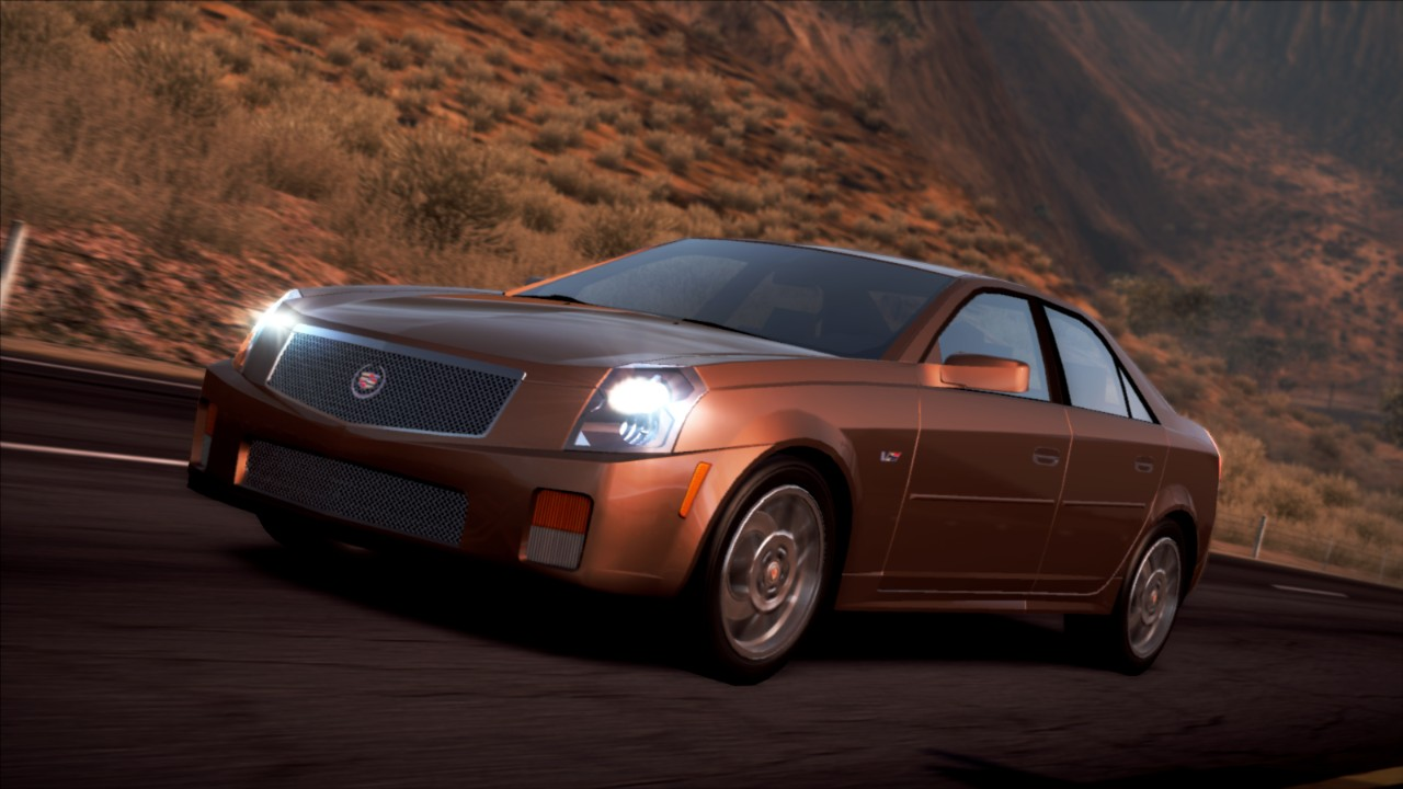Cadillac CTSV Gen 1  Need for Speed Wiki  FANDOM powered by