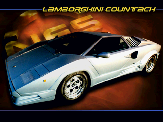 image need for speed iii hot pursuit pc lamborghini countach loading need for. Black Bedroom Furniture Sets. Home Design Ideas
