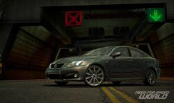 CarRelease Lexus IS F Silver