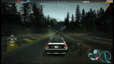 "NFS World - Sprint ""West Park & Lyons"" - Single Player - 40"