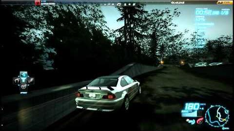"NFS World - Sprint ""Agostini Avenue"" - Single Player - 50"