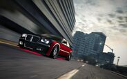 CarRelease Chrysler HEMI 300C SRT-8 Red Juggernaut 3