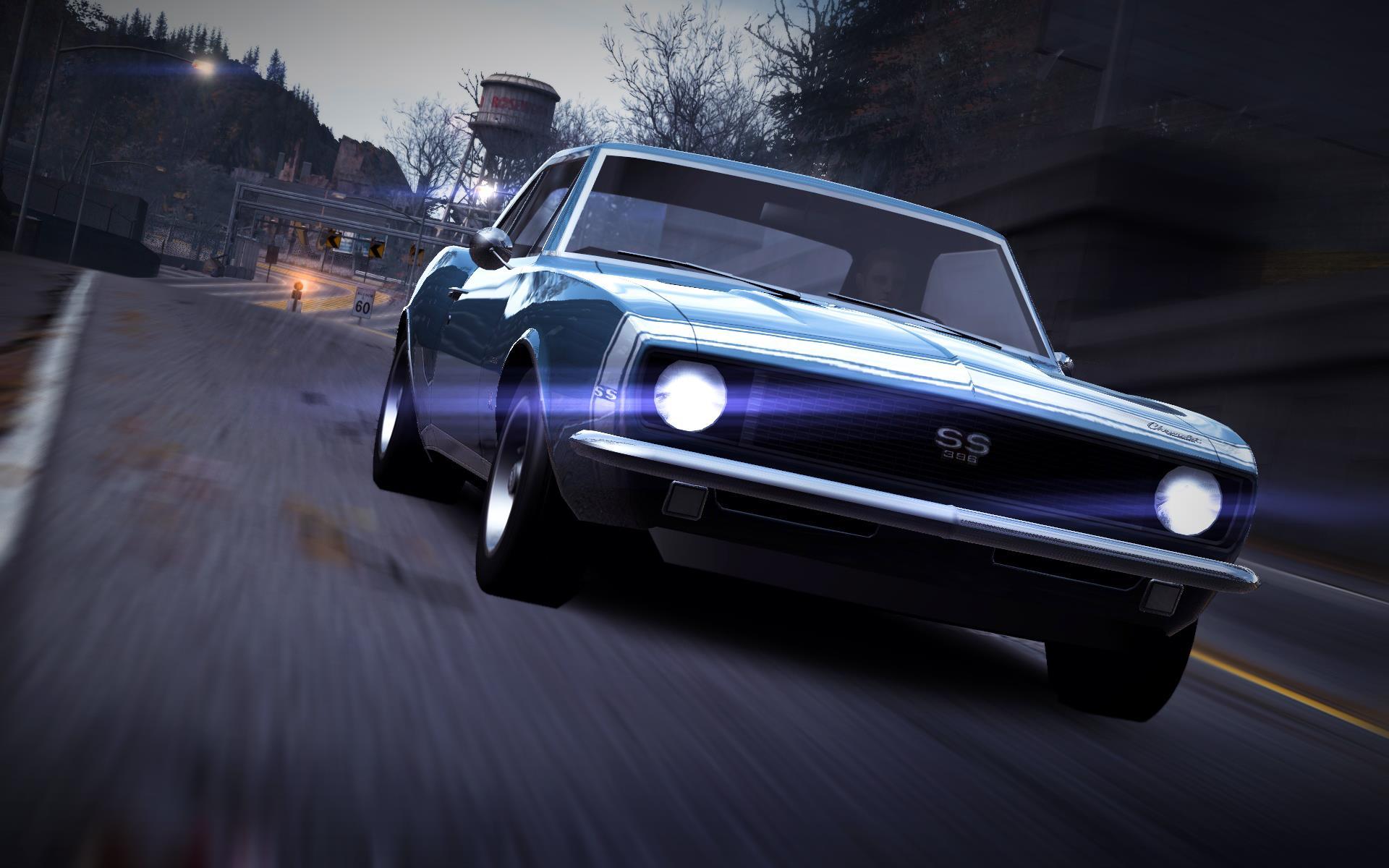Image Carrelease Chevrolet Camaro Ss Blue Jpg Nfs