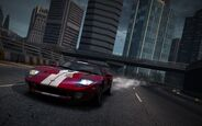 CarRelease Ford GT Red 5