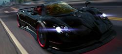 CarRelease Pagani Zonda F Roadster VIP