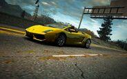 CarRelease Lamborghini Gallardo LP560-4 Spyder Yellow 5